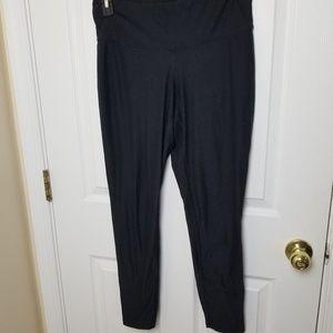 New Balance dry black workout leggings size L
